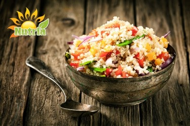 Nutria Organic Royal White Quinoa 3